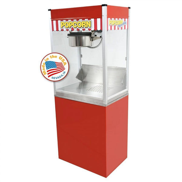 Popcorn Machines - Classic Pop Large Popcorn Machine