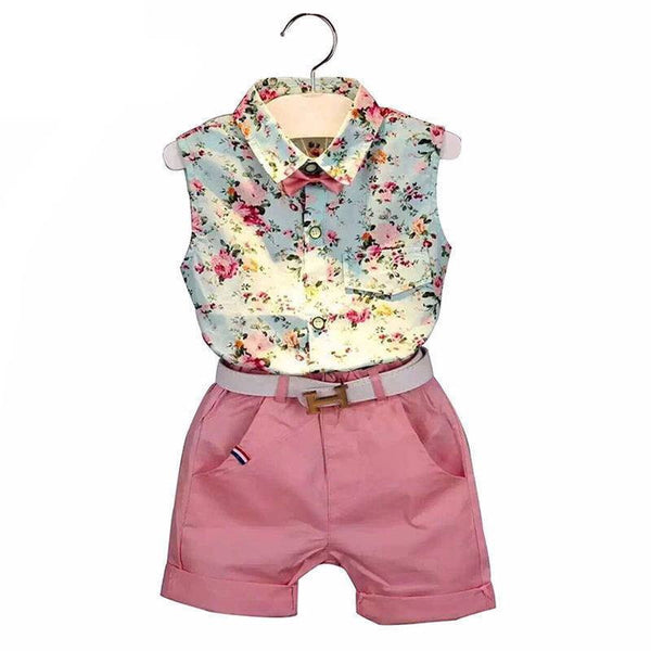 Belly Fashion Girl Set - amaze-mee store