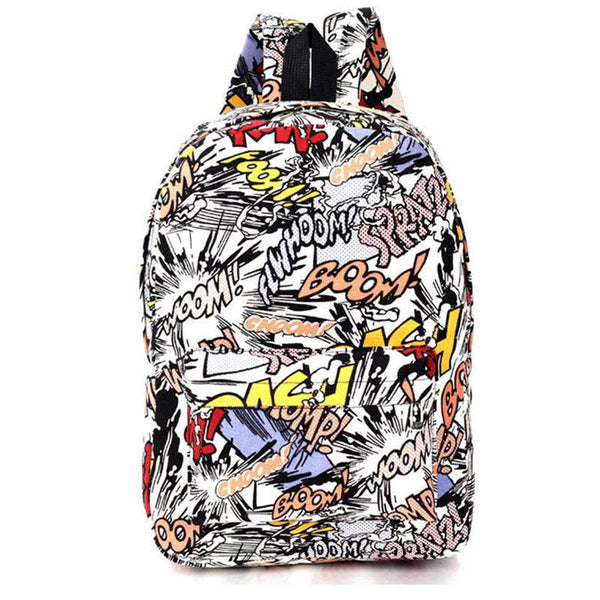 Canvas Backpack - amaze-mee store
