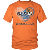 It's in my DNA - Oklahoma