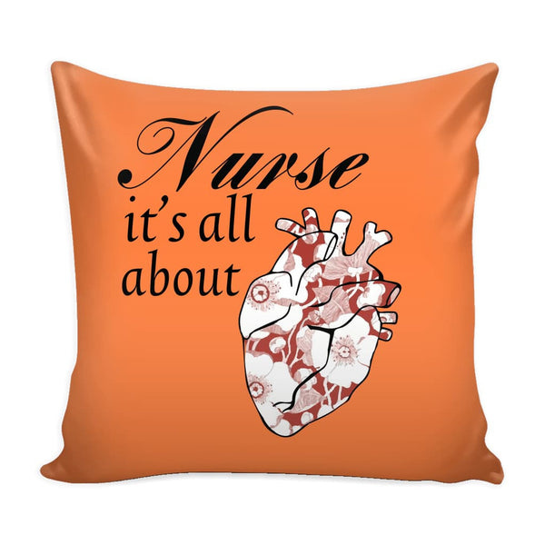 Heart Design Pillow Cover - amaze-mee store
