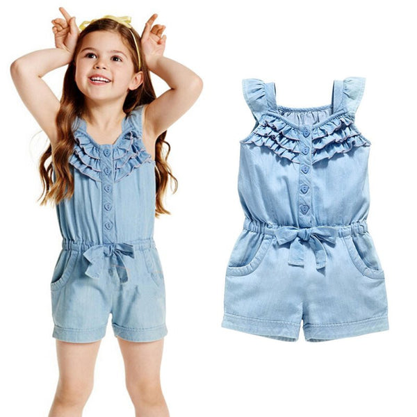 Belly Designs Bow Jumpsuit - amaze-mee store