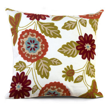 3D Embroidery Pillow Cover - amaze-mee store