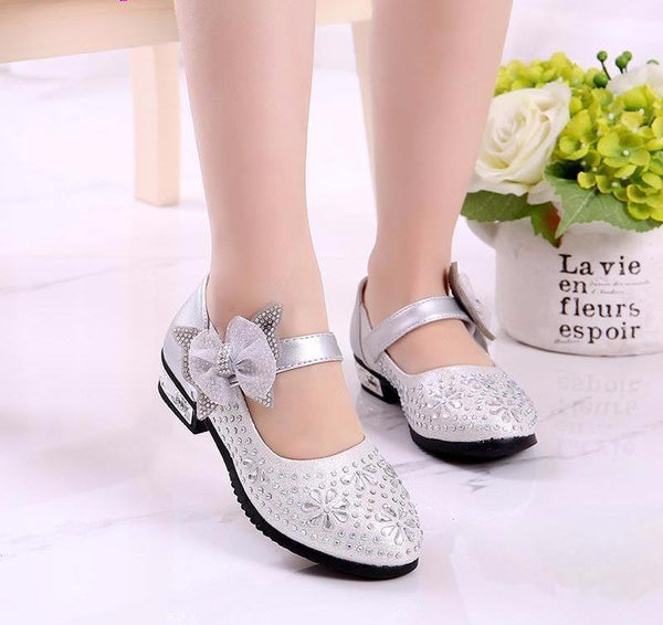 """All That Glitters"" Dress-Up Shoes - Amaze-mee Store"