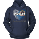 It's in my DNA - Minnesota