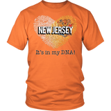 It's in my DNA - New Jersey