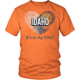 It's in my DNA - Idaho