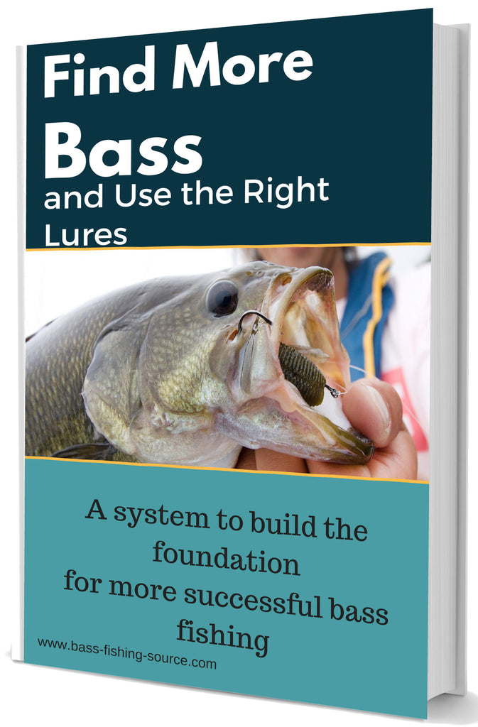 Find More Bass and Use the Right Lures eBook