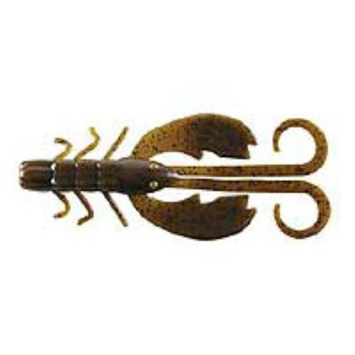 Berkley Powerbait Crazy Leg Chigger Craw - Soft Plastic Crawfish Lure