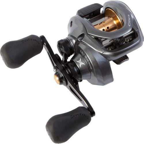 Shimano Citica Low‑Profile Baitcast Reel, CI200I