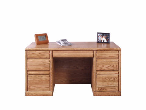 Forest Designs Bullnose Desk: 60W x 30H x 28D