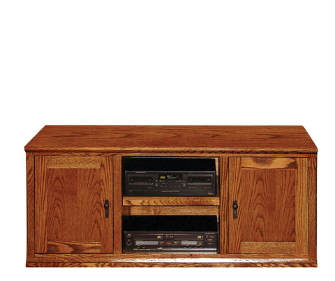 Forest Designs Mission TV Stand: 53W x 24H x 21D