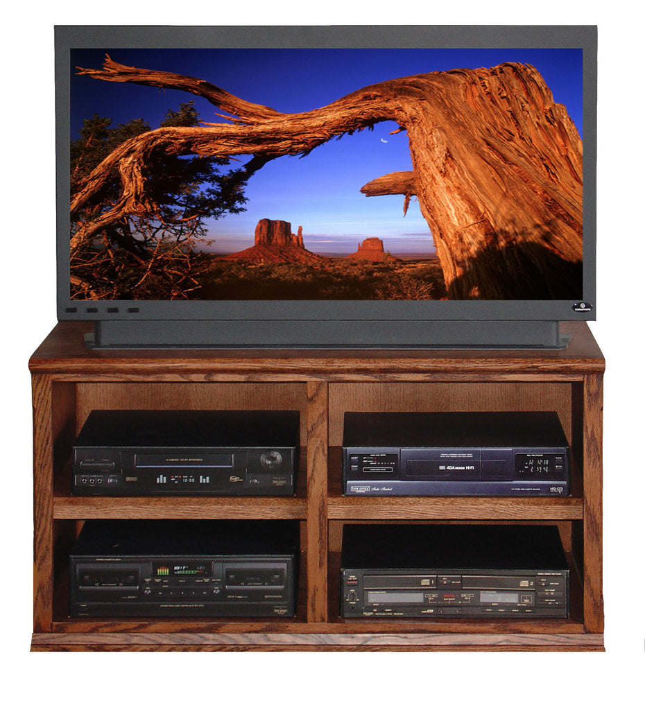 Forest Designs Mission TV Stand: 42W x 24H x 18D