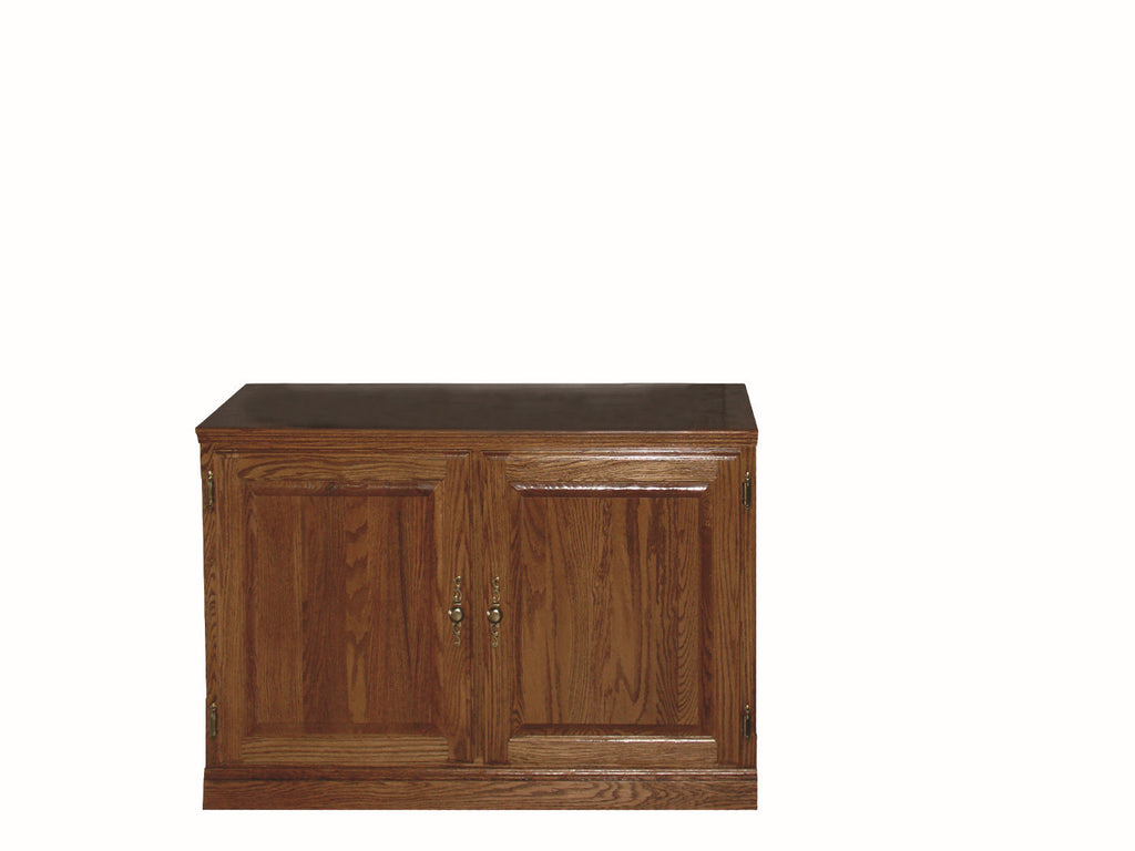 Forest Designs Traditional TV Stand: 33W x 22H x 18D