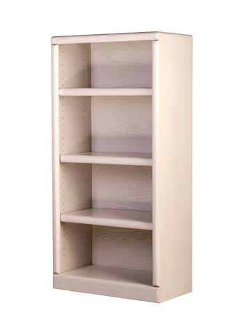 Forest Designs Bullnose Bookcase: 24W X 48H X 13D