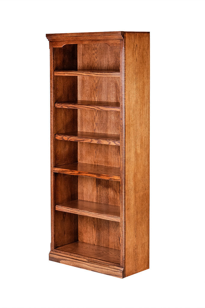 Forest Designs Traditional Bookcase: 30W X 72H X 13D