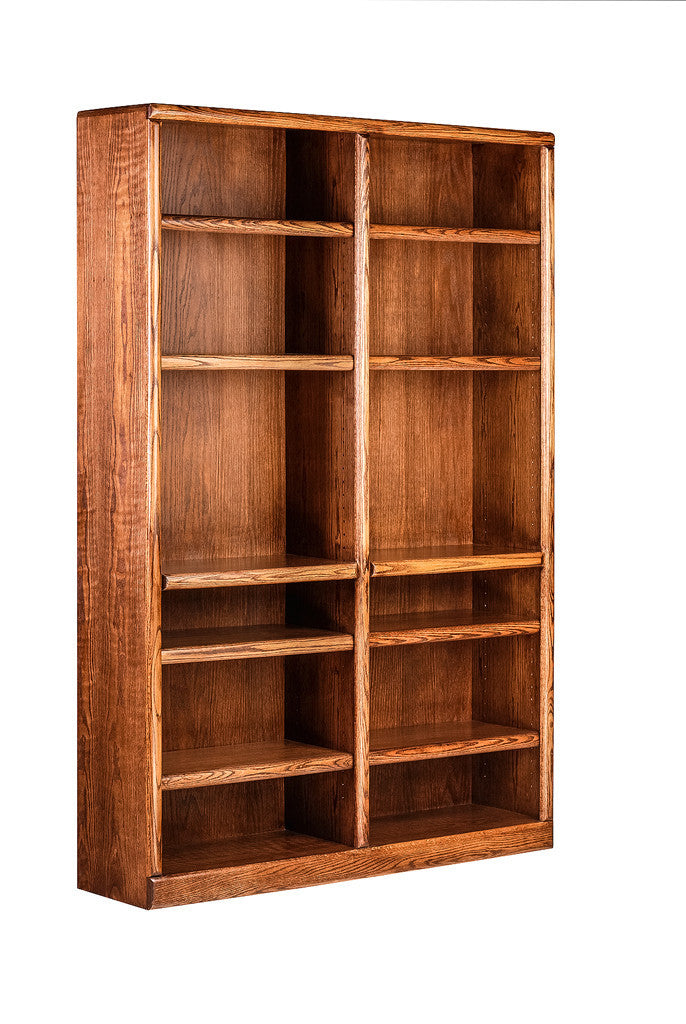 Forest Designs Bullnose Bookcase 48W X 72H 13D