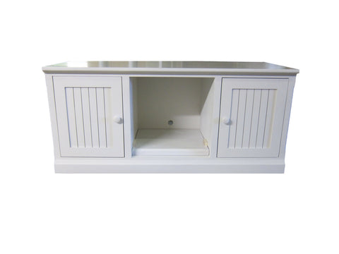 Forest Designs Cottage TV Stand: 53W x 24H x 21D