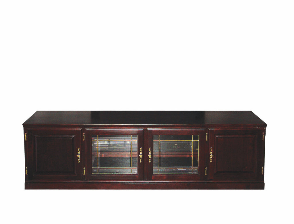 Forest Designs Traditional TV Stand: 80W x 23H x 21D