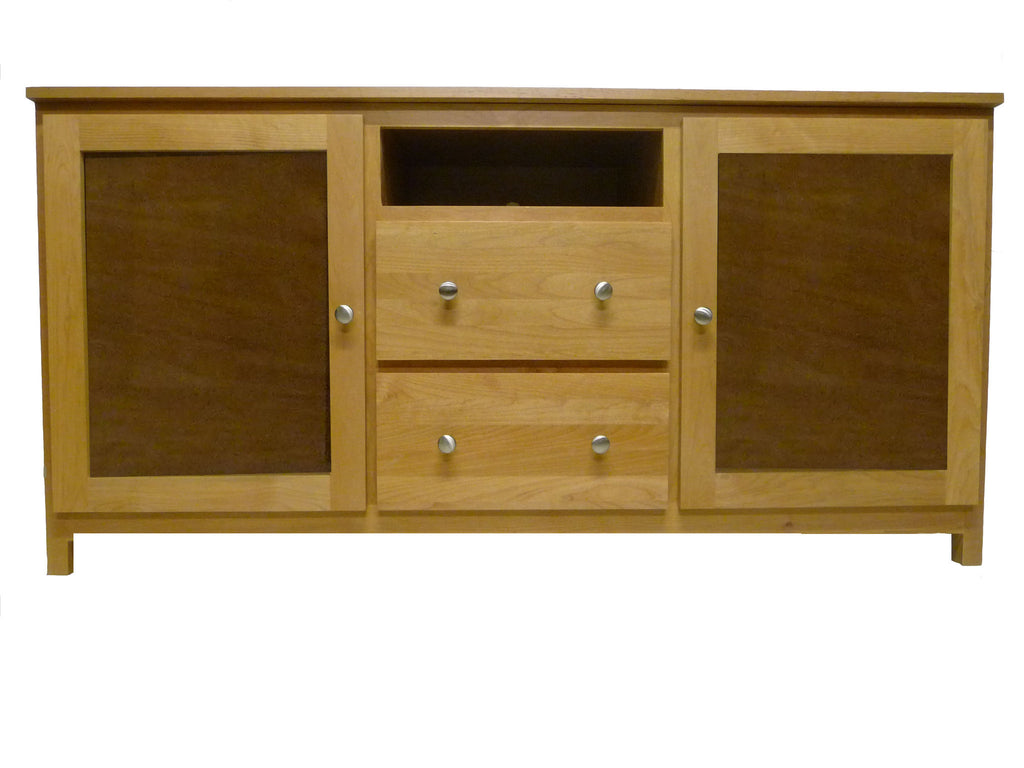 Forest Designs Urban TV Stand with Drawers: 62W x 30H x 21D