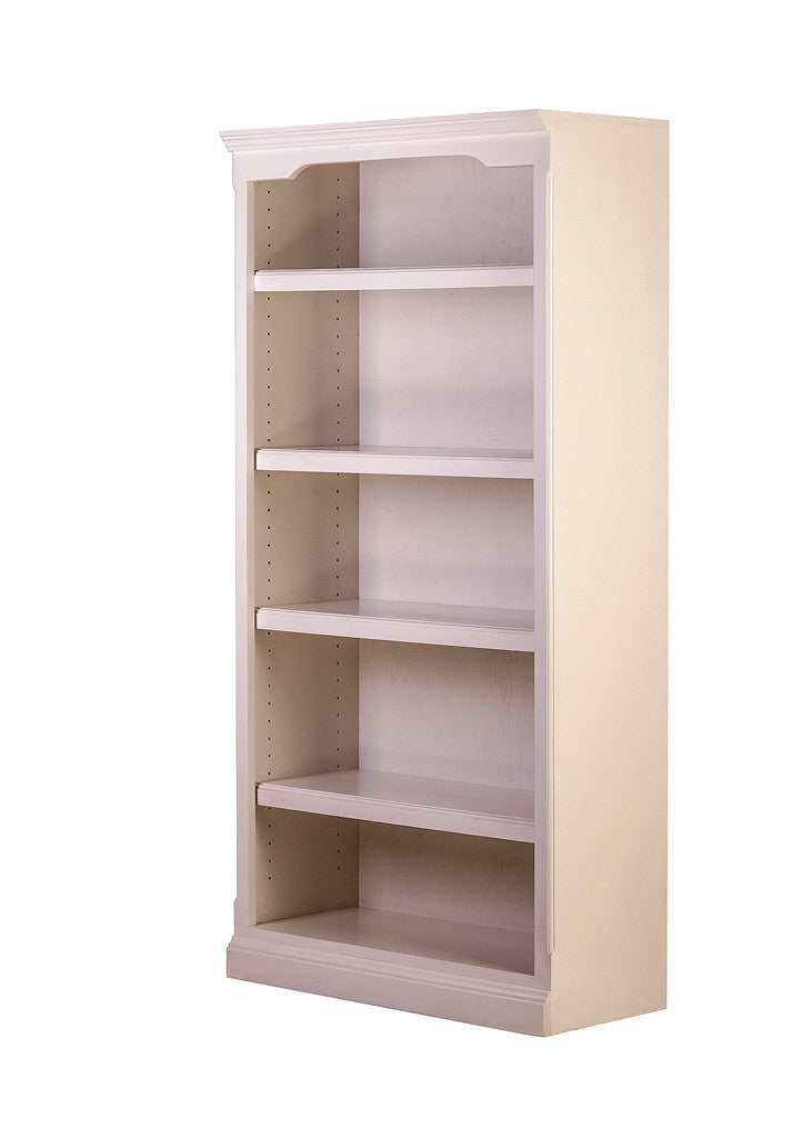 Forest Designs Traditional Alder Bookcase: 30W X 60H X 13D