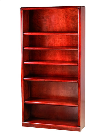 Forest Designs Bullnose Alder Bookcase