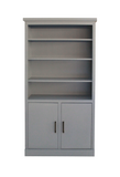 "Oslo 36""W Bookcase with Lower Doors"