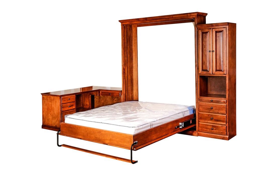 Forest Designs Murphy Bed and Desk