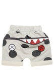 Hungry Shorts Dotty Grey