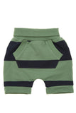Diavolo Shorts Misty Green