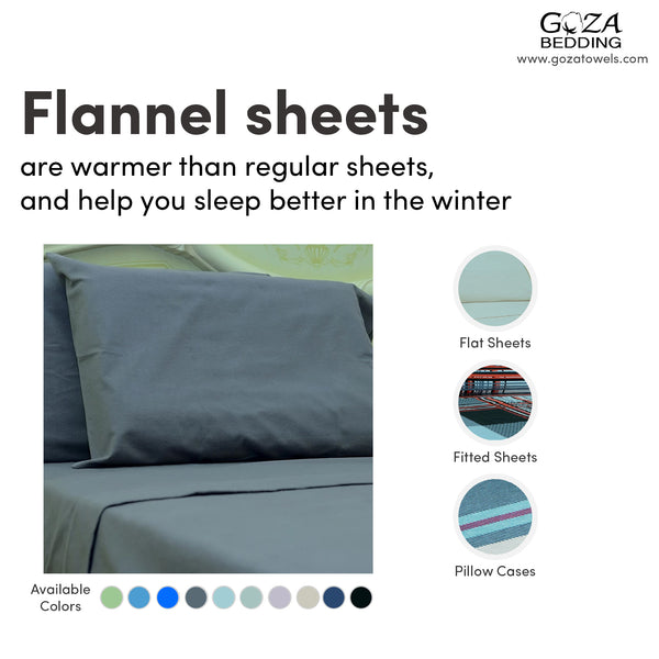 Best Reasons to Use Flannel Sheets in the Winter
