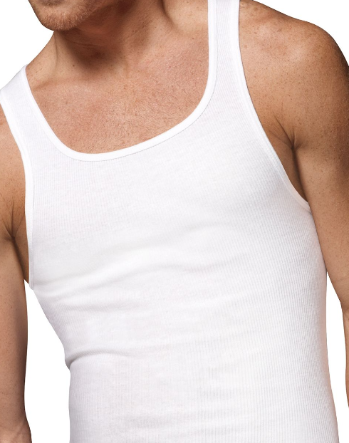 The Story Behind the Wife Beater Tank Top