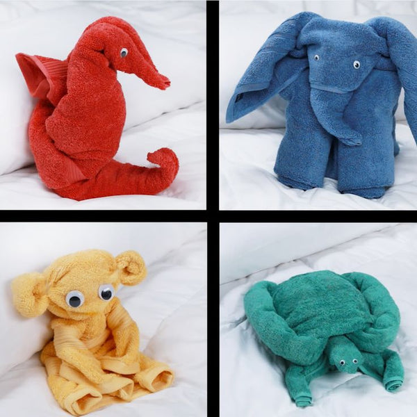 Make Towel Animals
