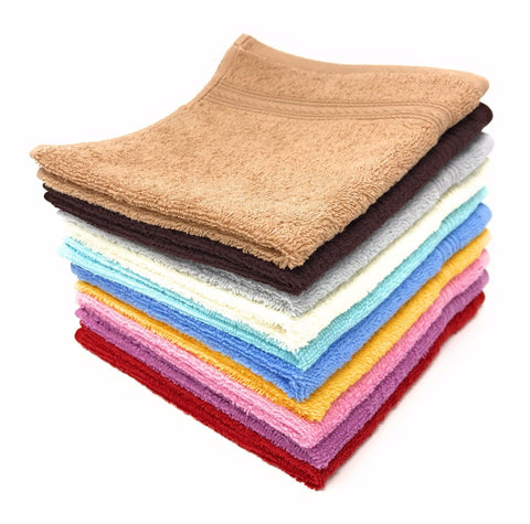 luxury cotton washcloths