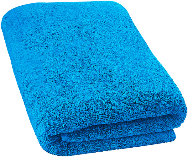 Goza Towels Cotton Oversized Bath Sheet Towel (40 x 70 inches) - Gozatowels