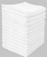 Goza Towels  Cotton Washcloths (12-Pack, 12 x 12 inches)