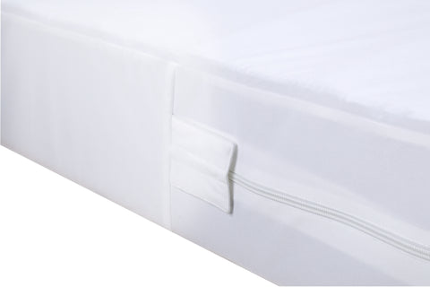 Goza Bedding Hypoallergenic Waterproof Zippered Mattress Encasement - Gozatowels