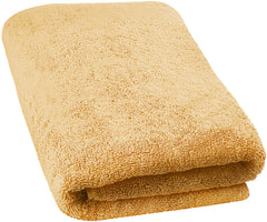 brown bath sheet