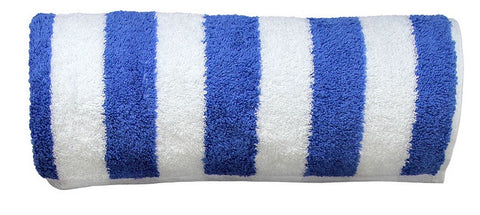 Cabana Stripe Beach Towel - (Pack of 2, 30 x 60 inches)