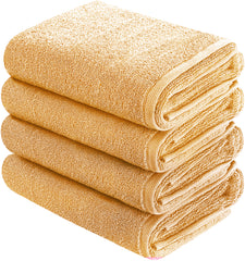 brown bulk towels