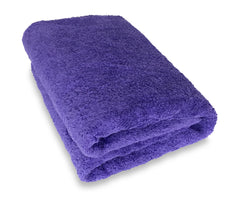 lavender purple bath sheet