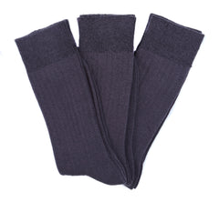 Goza Socks Men's Cotton Blend and Ribbed Dress Socks - Gozatowels
