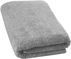 grey bath sheets