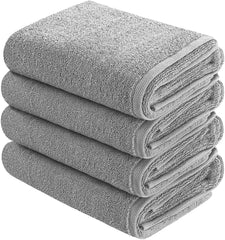 small bath towels for hair