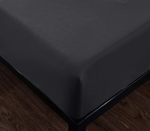 Goza Bedding Microfiber Fitted Sheet - Gozatowels