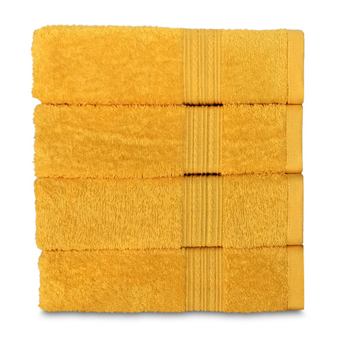 gold-yellow-towel