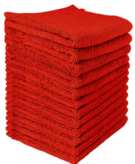 red wash cloth
