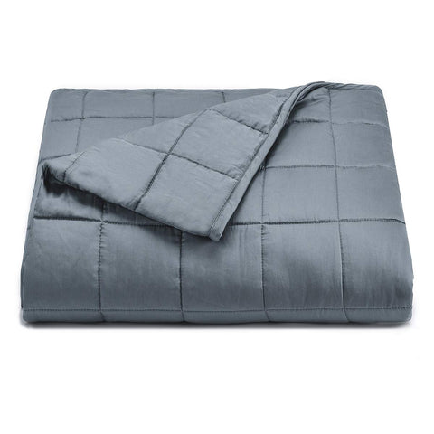 Weighted Blanket (15 lbs, 60 x 80 ) by Goza Bedding