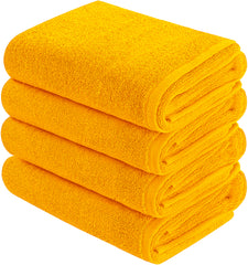 Yellow Hand Towel