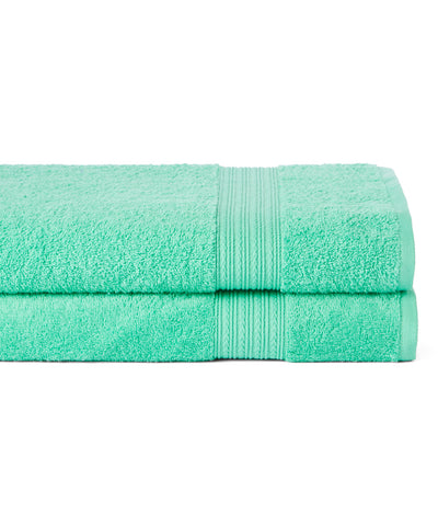 green-towel